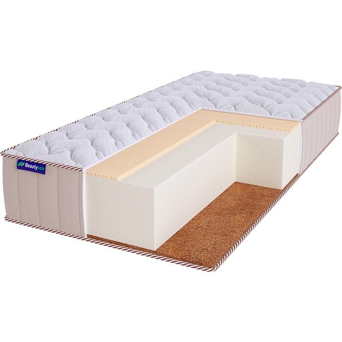 Матрас Beautyson Roll FOAM 18 Balance LUX 80x190 матрас beautyson roll foam 18 massage lux 80x190