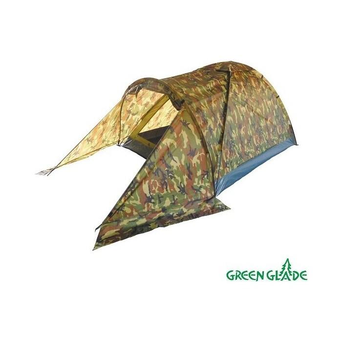 Палатка Green Glade Army 2
