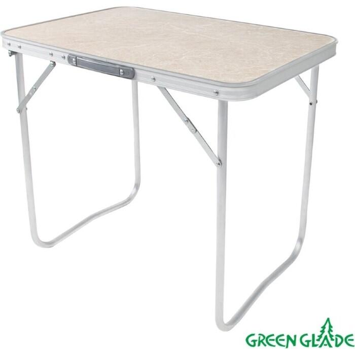 Стол складной Green Glade Р105 стол green glade р205 миндальный мрамор