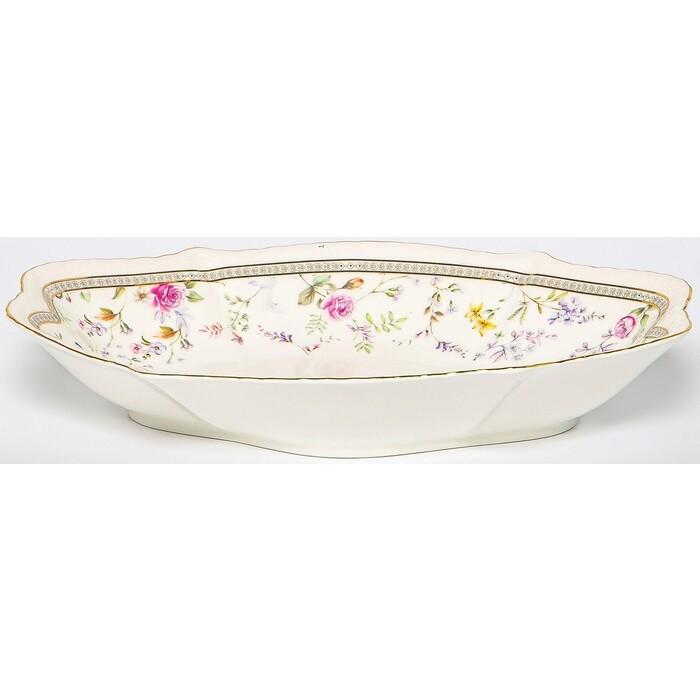 Конфетница Balsford эклат250мм 460мл new bone china (195-42008)