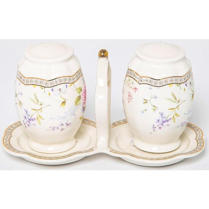 Набор для специй 3 предмета Balsford эклат 160*80*80 на подставке new bone china (195-42019)
