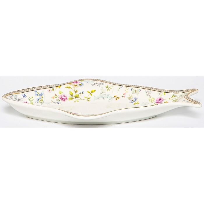 Селедочница Balsford эклат 270мм new bone china (195-42033)
