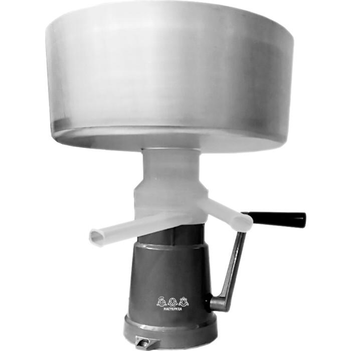 Фото - Сепаратор-сливкоотделитель Мастерица РЗ-ОПС (80л) алюминий серый СП00000000007 сепаратор маслобойка ручной салют рз опс м 150