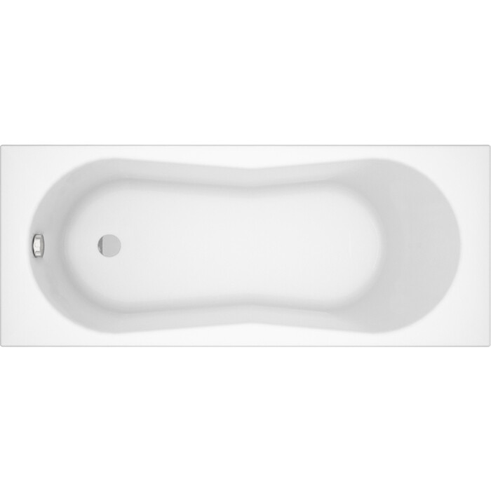 Акриловая ванна Cersanit Nike 150x70 (WP-NIKE*150 / 63346)