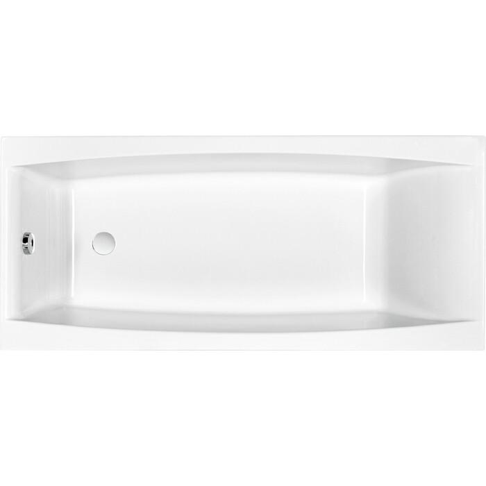 Акриловая ванна Cersanit Virgo 170x75 (WP-VIRGO*170 / 63353) недорого