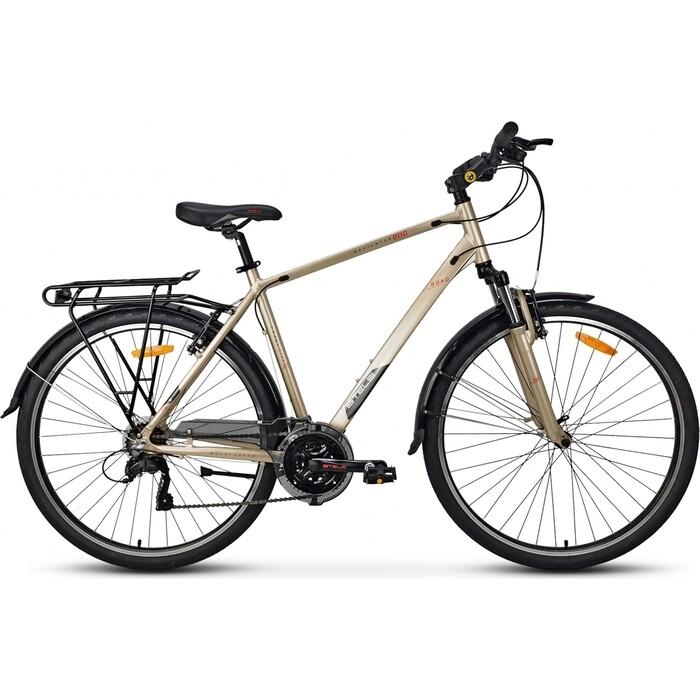 велосипед stels navigator 800 lady 28 v010 17 синий Велосипед Stels Navigator-800 Gent 28 V010 21 Золотой