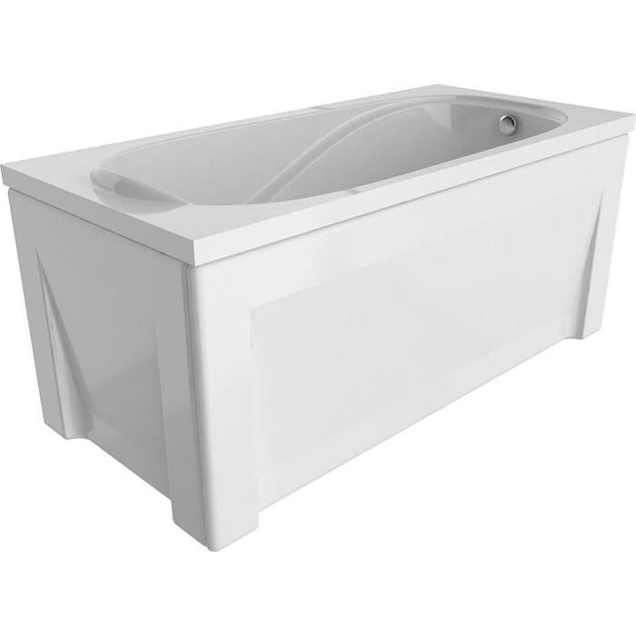 Акриловая ванна Alex Baitler Nemi 170х75 с каркасом