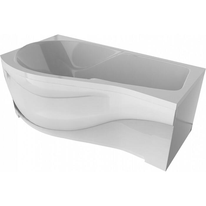 Акриловая ванна Alex Baitler Orta 150х90 левая с каркасом