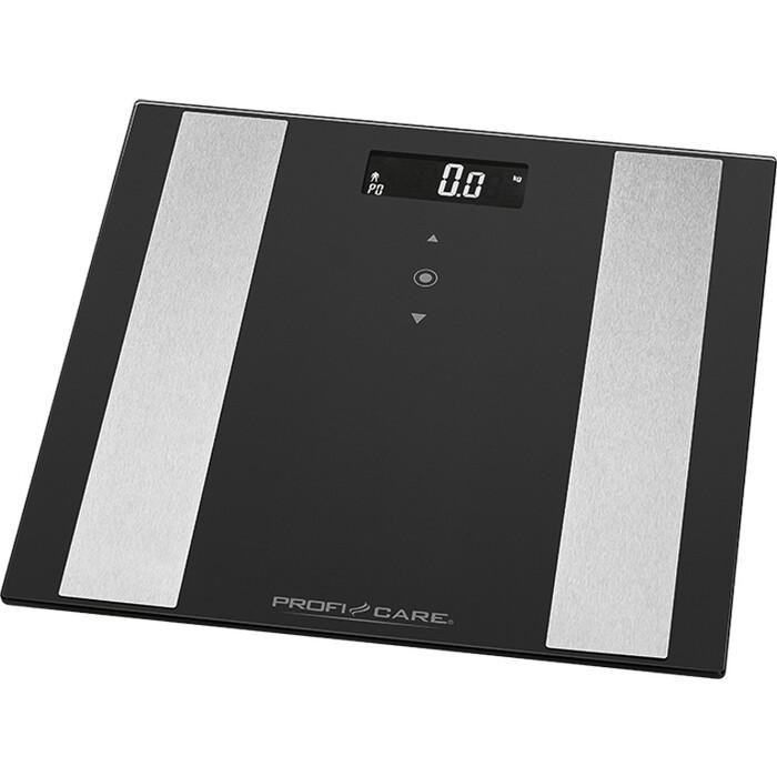 Весы напольные ProfiCare PC-PW 3007 FA 8 in 1 schwarz