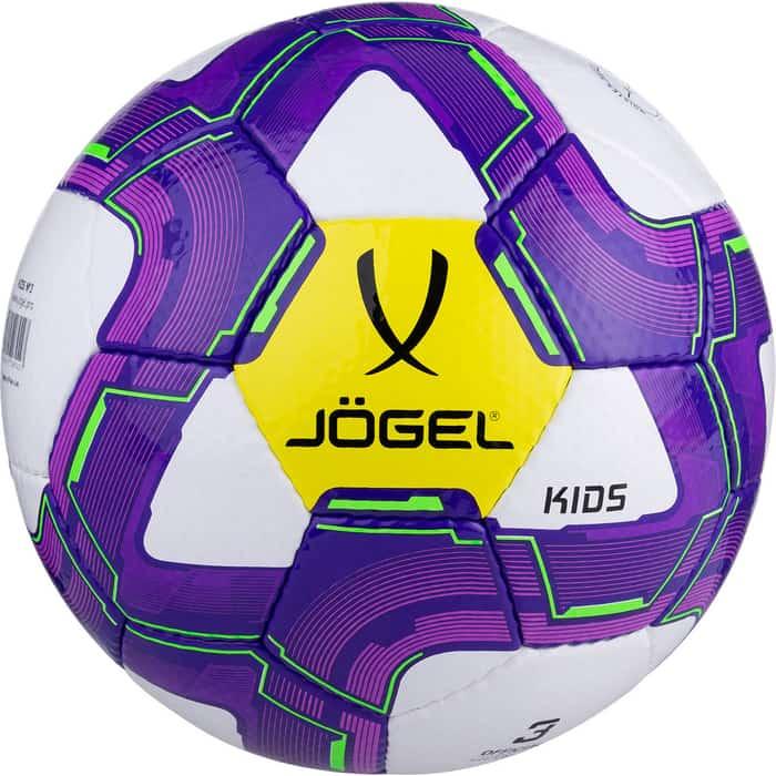 Фото - Мяч футбольный JOGEL Kids №3 (BC20) мяч jogel js 510 kids 3 ут 00012406