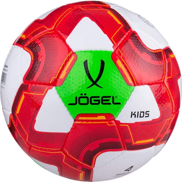 Фото - Мяч футбольный JOGEL Kids №4 (BC20) мяч jogel js 510 kids 3 ут 00012406