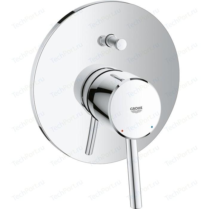 Смеситель для ванны Grohe Concetto с механизмом (32214001)