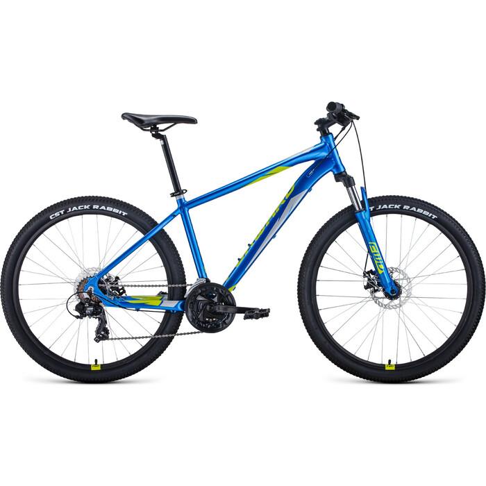 Велосипед Forward Apache 2.0 Disc 27.5 19 синий/зеленый