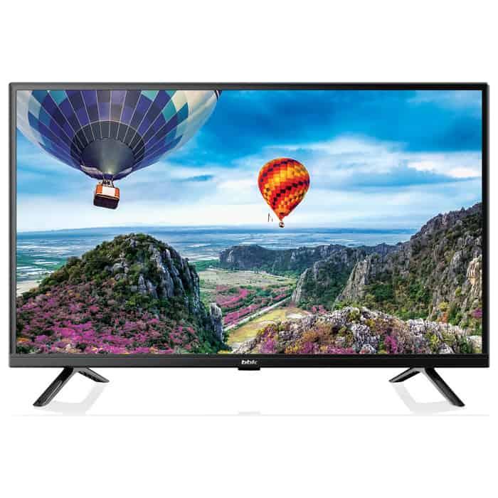 Фото - LED Телевизор BBK 32LEX-7252/TS2C bbk 32lex 7272 ts2c 32 черный