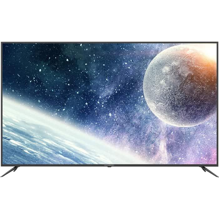 LED Телевизор Hyundai H-LED75FU7002 Салют ТВ