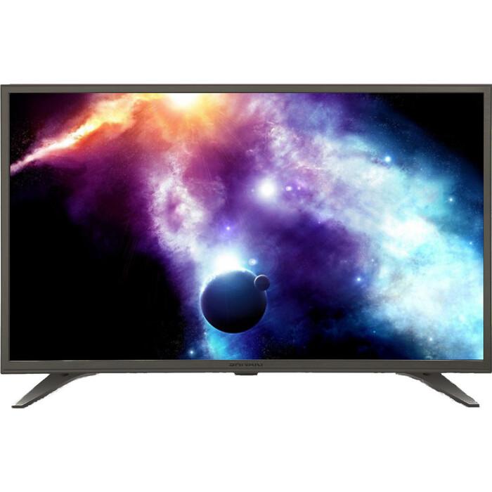 Фото - LED Телевизор Shivaki 43SF90G Matte-chocolate тумба под телевизор manhattan rennes тв с led подсветкой black gloss black matte pa16253 484 х 2170 х 448