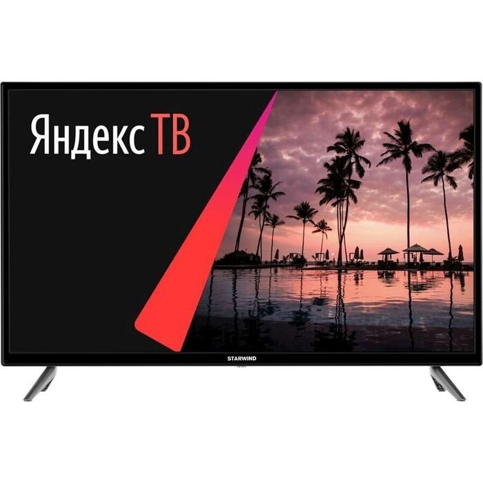 Фото - LED Телевизор StarWind SW-LED32SB300 Яндекс.ТВ телевизор starwind sw led43f422st2s 42 5 2018