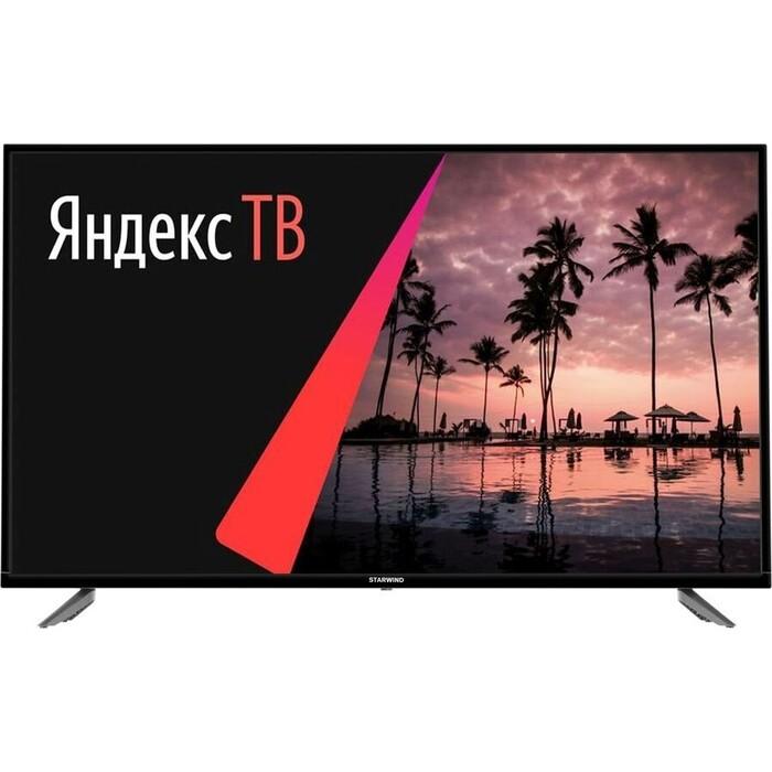 Фото - LED Телевизор StarWind SW-LED43UB400 Яндекс.ТВ телевизор starwind sw led43f422st2s 42 5 2018