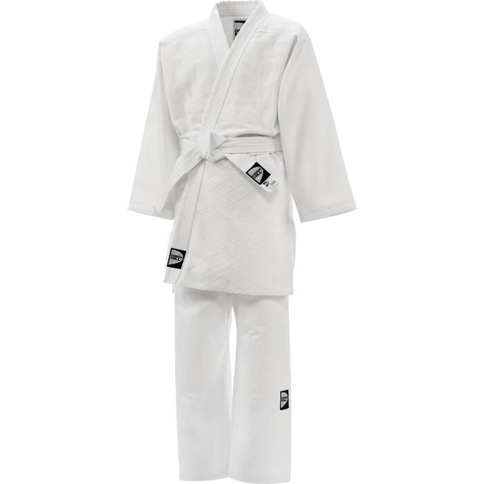 Кимоно для дзюдо GREEN HILL JSST-10572, белый, р.3/160
