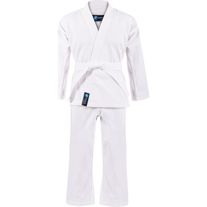 Кимоно для карате Rusco для начинающих, белый, р.1/140 шаффлботэм р photoshop cc для начинающих