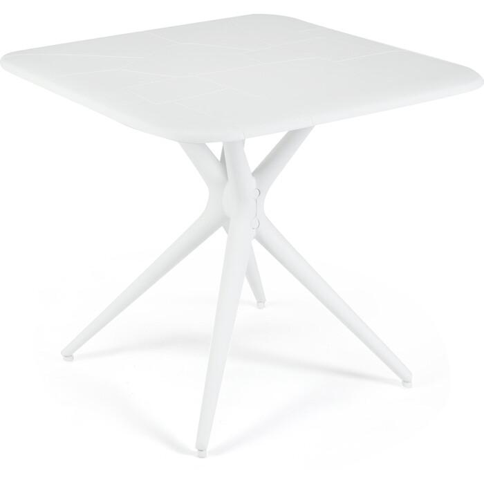 Стол обеденный TetChair Knorr (mod. TT73) пластик белый