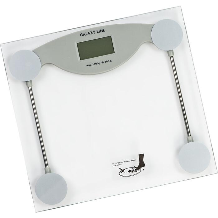 Весы напольные GALAXY GL 4810 серый