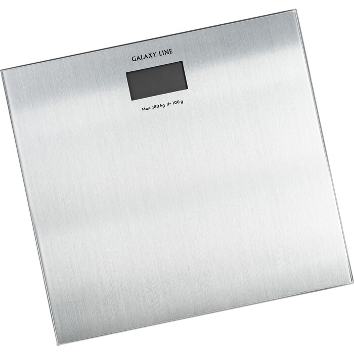 Весы напольные GALAXY GL 4811 серебро