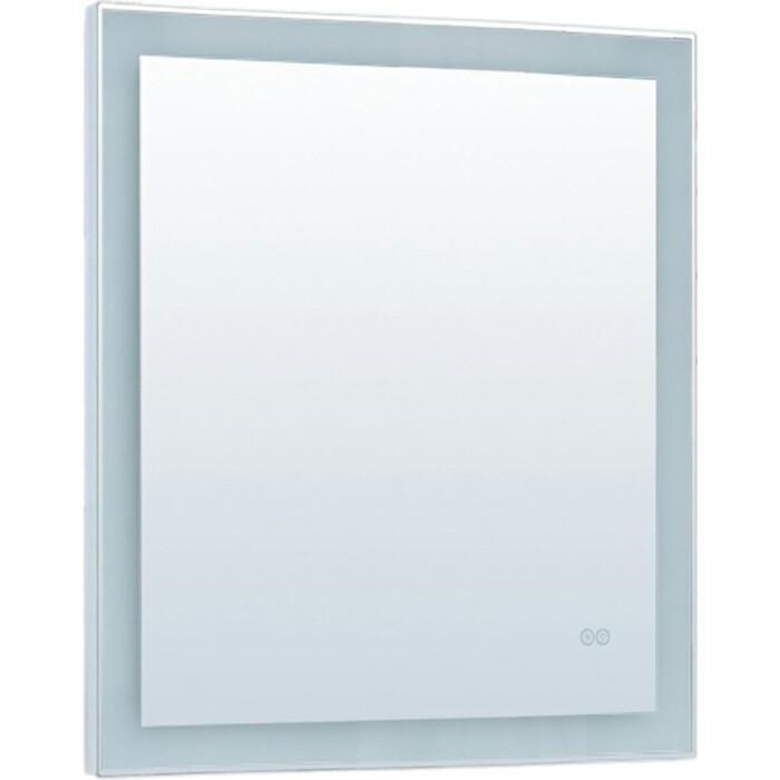Зеркало Aquanet Алассио 8085 с подсветкой и подогревом (249345)