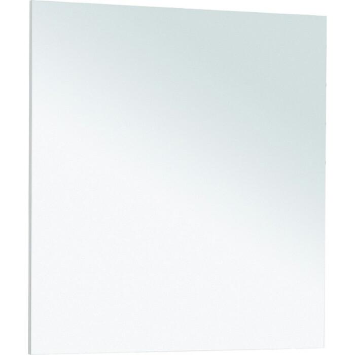 Зеркало Aquanet Lino 80 белый матовый (253907)