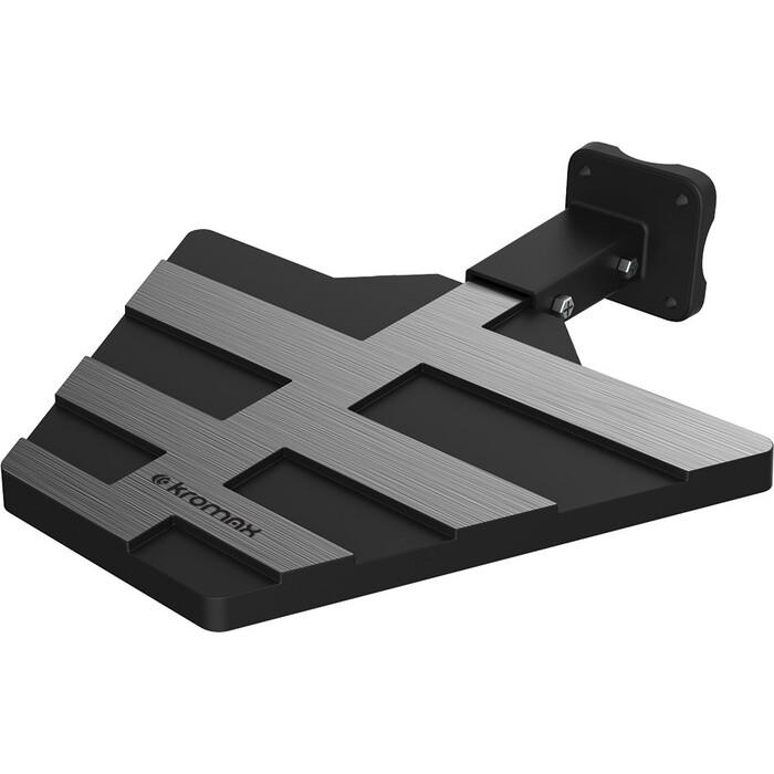 Телевизионная антенна Kromax FLAT-14 gray & black