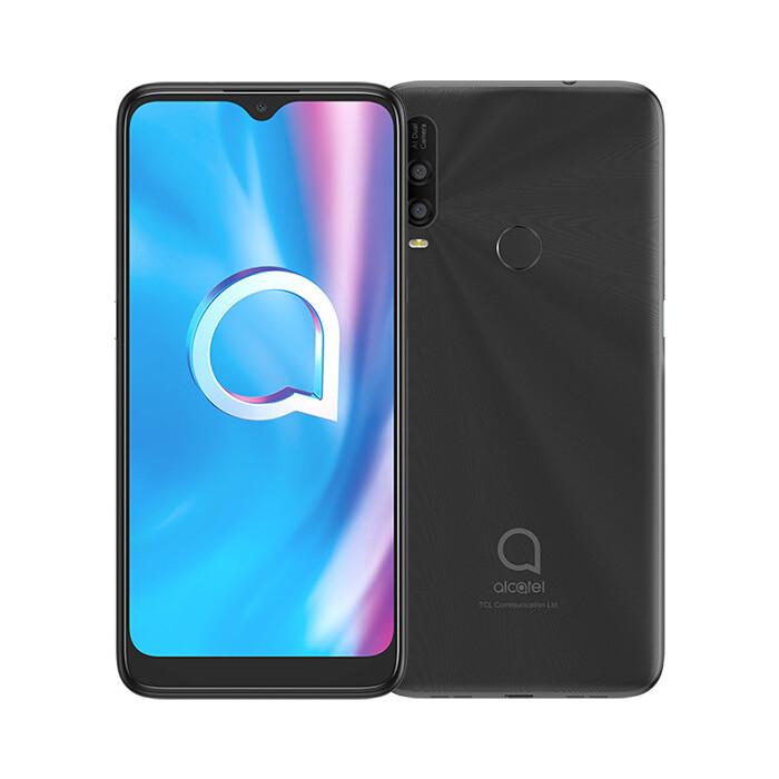 kootion 2gb Смартфон Alcatel 4087U 1SE light 32Gb 2Gb серый