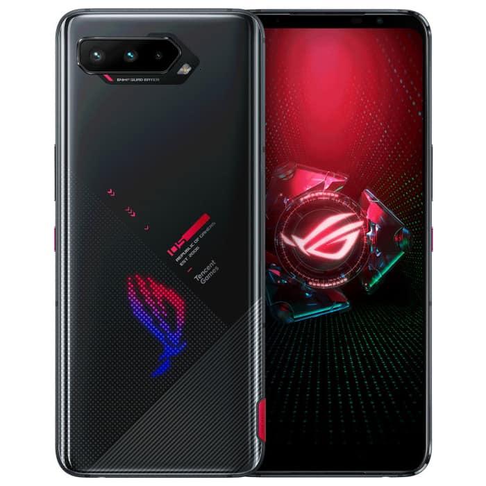Смартфон Asus ZS673KS ROG Phone 5 256Gb 16Gb черный