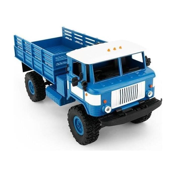 Конструктор WPL Газ 66 грузовая масштаб 1:16 - WPLB-24K-Blue