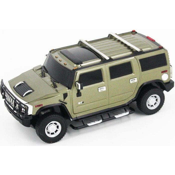 Радиоуправляемая машина MZ Model Hummer H2 масштаб 1:24 - MZ-27020-G