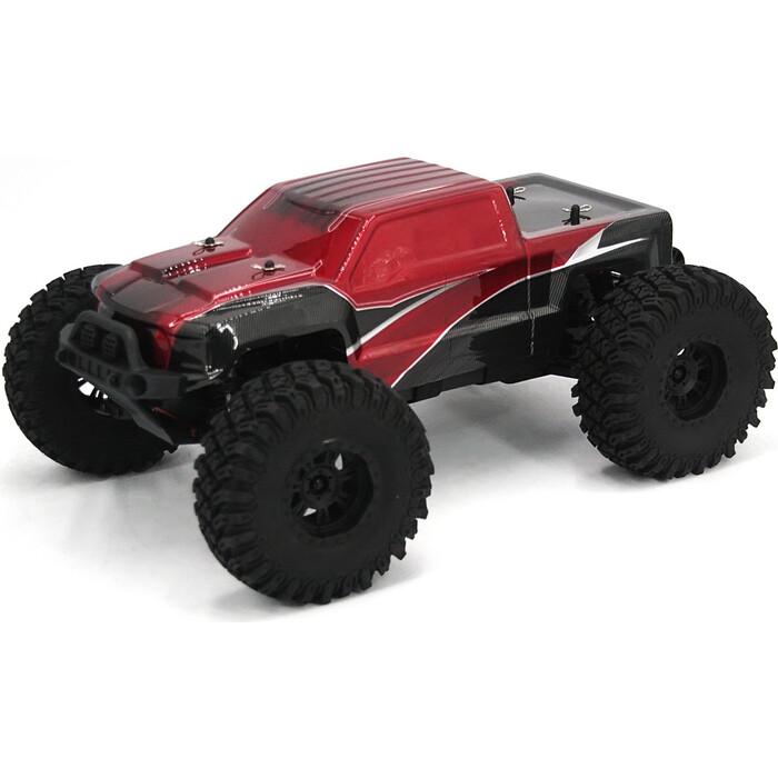 Фото - Радиоуправляемый монстр HSP Redcat Wolverine 4WD RTR масштаб 1:10 2.4G - H9801-H10-R радиоуправляемый монстр hsp kidking pro 4wd rtr масштаб 1 16 2 4g