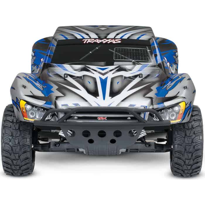 Радиоуправляемый шорт-корс трак TRAXXAS Slash 2WD RTR масштаб 1:10 2.4G - TRA58024-BLX