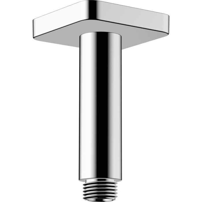Кронштейн для верхнего душа Hansgrohe Vernis Shape 10 см хром (26406000)