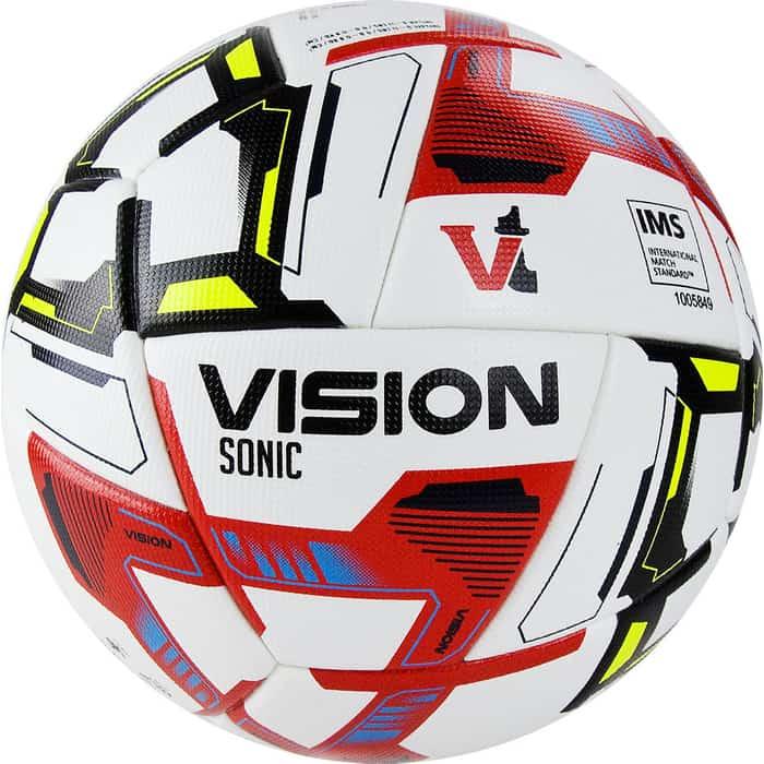 Мяч футбольный Vision Sonic арт. FV321065, р.5, белый-мультиколор