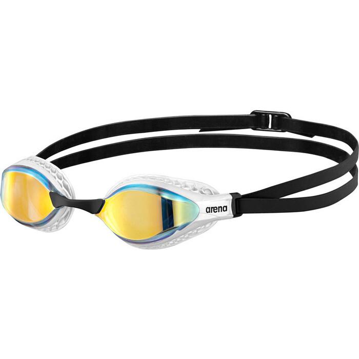 Очки для плавания Arena Airspeed Mirror, арт. 003151202, зеркальные линзы
