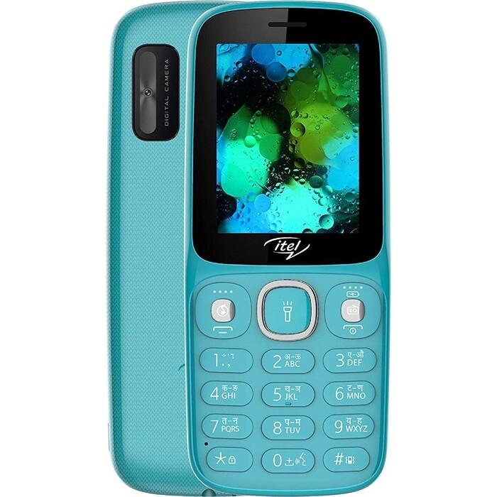 Мобильный телефон Itel IT5026 DS Peacock Green