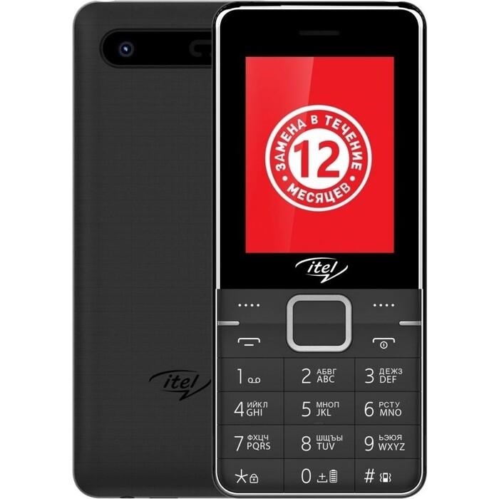 Мобильный телефон Itel IT5615 DS Magnet Black