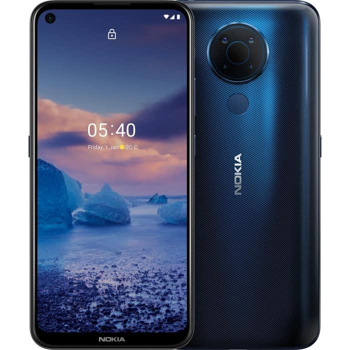 Смартфон Nokia 5.4 DS Blue 4/128 GB