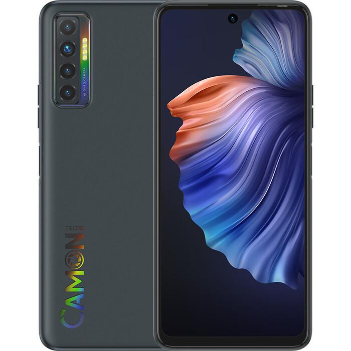 Смартфон TECNO Camon 17P (4+128) Magnet black