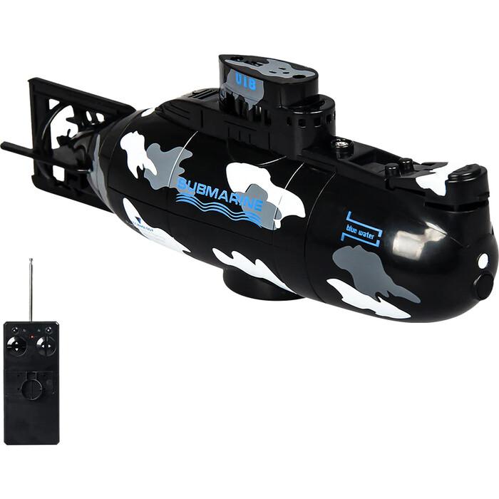 Радиоуправляемая подводная лодка Create Toys Black Nuclear Submarine 27MHz - CT-3311M-BLACK