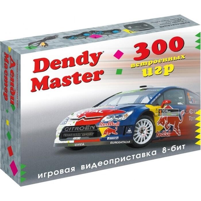 Фото - Игровая приставка Dendy Master 300 игр игровая приставка dendy dream 300 игр