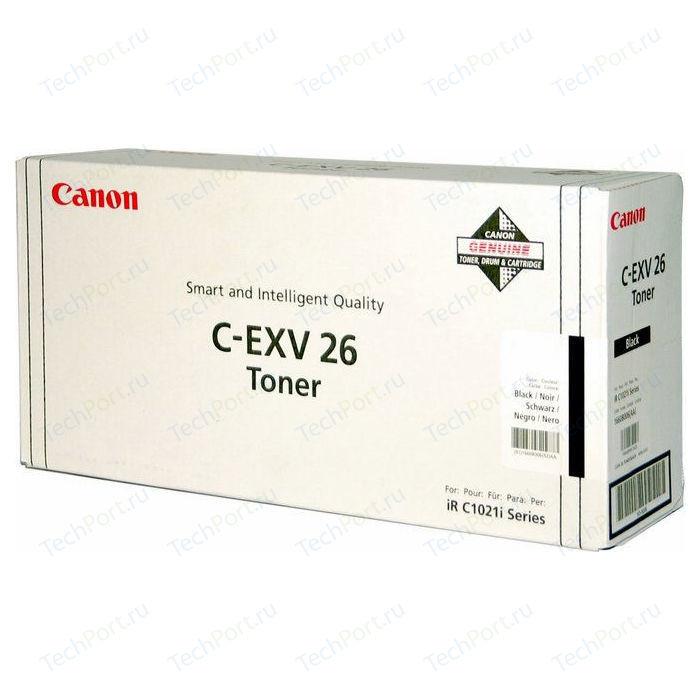 Kартридж Canon Тонер для iRC 1021i Black (1660B006)