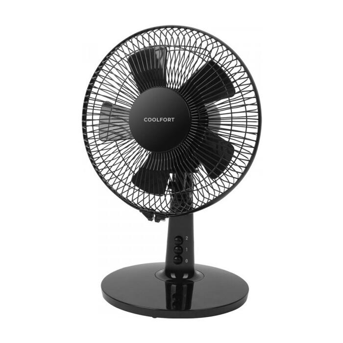 Вентилятор настольный Coolfort CF-2001