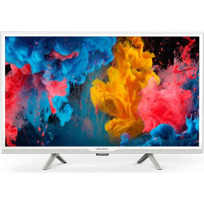 Фото - LED Телевизор Hyundai H-LED24FS5002 Android TV белый антенна hyundai h tai260