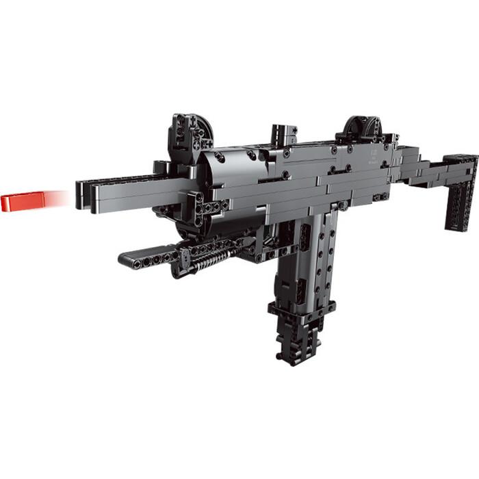 Конструктор Mould King Пистолет-пулемет Mini Uzi