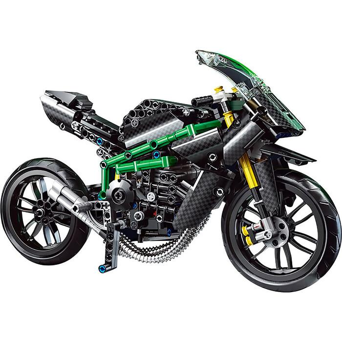 Конструктор Mould King Kawasaki Ninja H2R